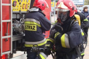 Małopolska: żart pacjenta - zaalarmował straż, że szpital się pali