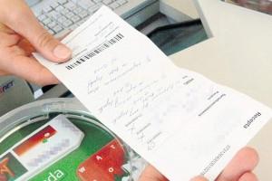 NRL: aptekarze nie mogą kwestionować poziomu odpłatności na recepcie