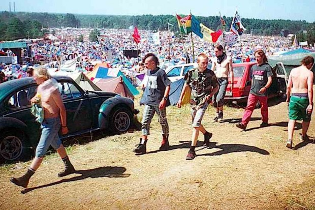 Przystanek Woodstock przyjazny zdrowiu
