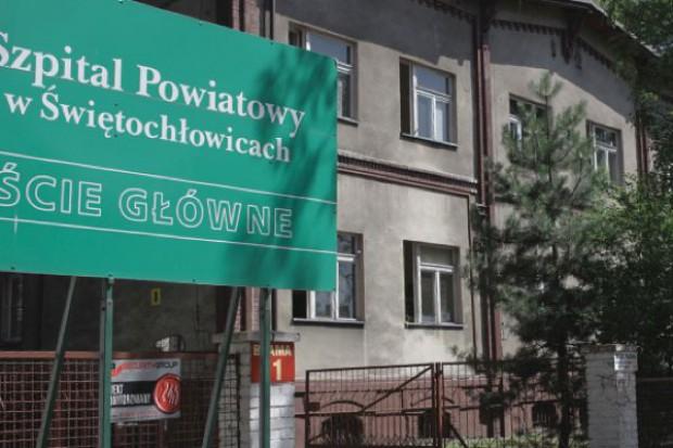 Śląskie: szpital-spółka w Świętochłowicach zaczyna ze sporym długiem