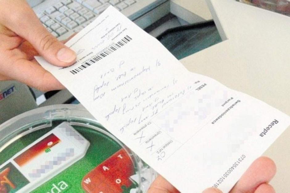 Śląskie: częstsze kontrole recept - więcej pieniędzy do zwrotu