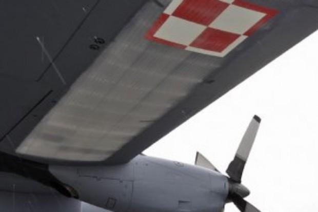 Zabrze: wojskowy samolot przetransportował płuca do przeszczepu