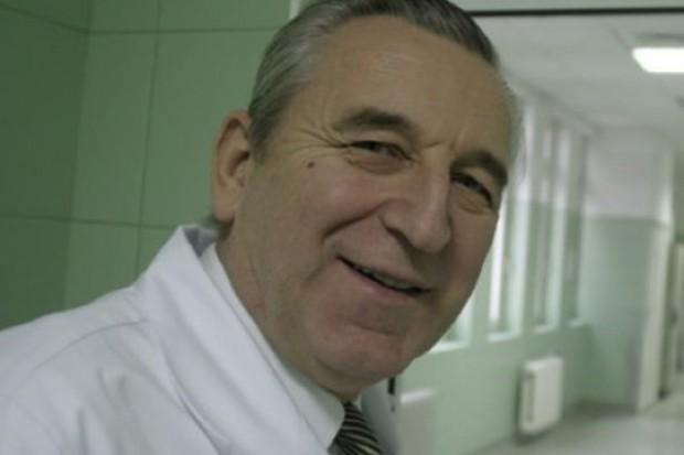Prof. Jerzy Szaflik: podejmę kroki prawne w obronie mojego dobrego imienia