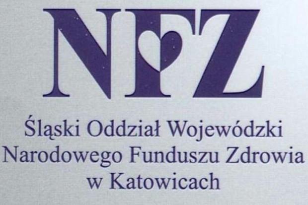 Katowice: śląski oddział NFZ negatywnie oceniony przez centralę