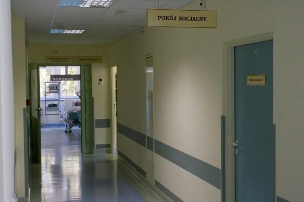 Podlaskie: pacjentka nie chce opuścić szpitala