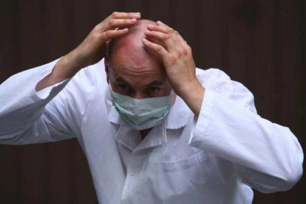 Agresywni pacjenci to coraz większy problem
