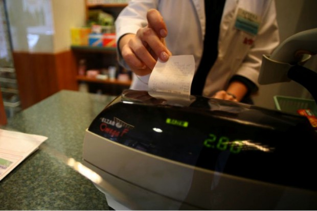Pelion: apteki potrzebują lekarstwa na kłopoty; zarabiają 5 groszy na recepcie