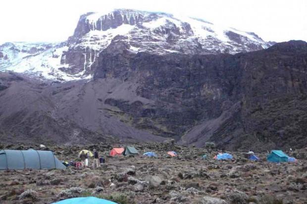 Chorzy na raka wyruszą zdobyć Kilimandżaro