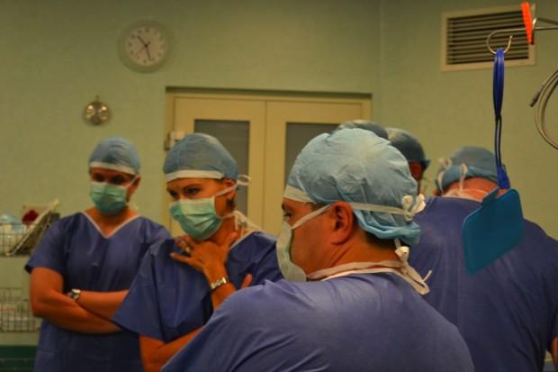 Kraków: pokazowe operacje z wykorzystaniem systemu SECCA