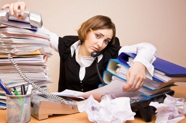 Tak biurokracja pożera czas