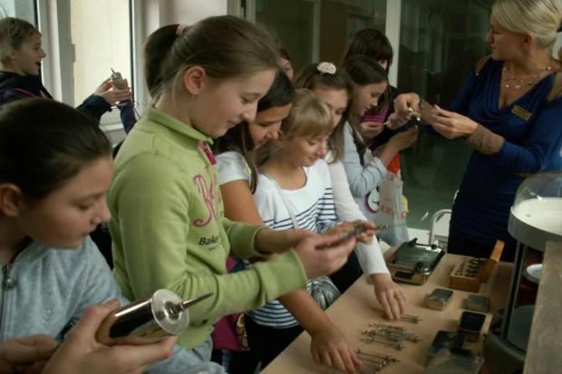 Olsztyn: dzieci zwiedzały szpital