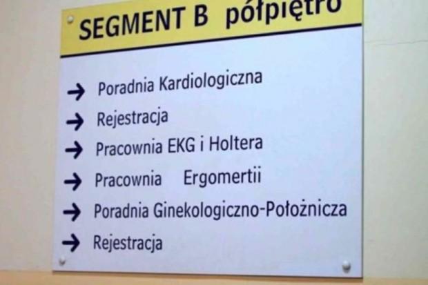 Radzyń Podlaski: szpital reorganizuje poradnie