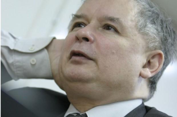 Kaczyński: PiS złoży uchwałę m.in. ws. cen leków