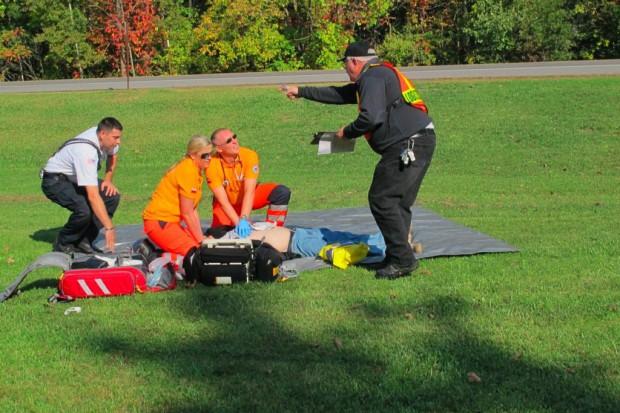 USA: drugie miejsce zespołu z Katowic w międzynardowych zawodach ratowniczych