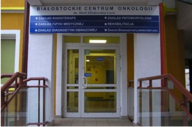 Białystok: rozbudowa Centrum Onkologii - kiedy zakończenie?