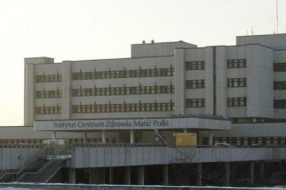 Łódź: lekarze z Matki Polki alarmują, że brakuje kadry