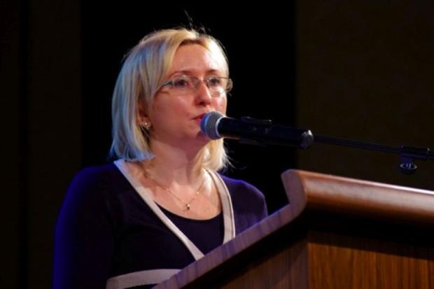 Agnieszka Pachciarz podczas VIII Forum Rynku Zdrowia: brakuje koordynacji rynku świadczeniodawców
