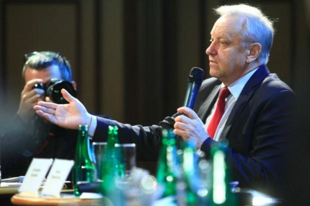 Bolesław Piecha o zapowiadanej likwidacji centrali NFZ: nie da się dwa razy wejść do tej samej rzeki