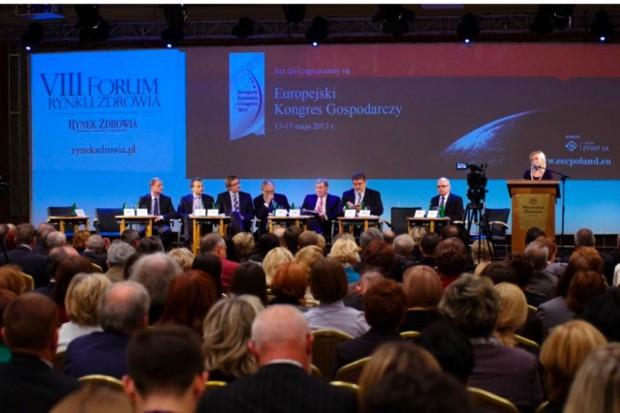 VIII Forum Rynku Zdrowia: dyskusja o przyszłości ochrony zdrowia - jest diagnoza, potrzebne zmiany