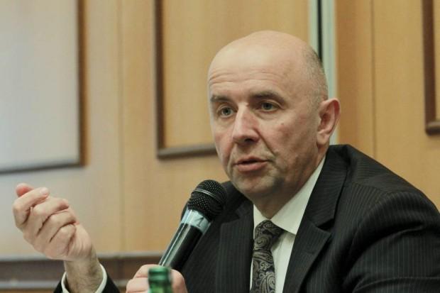 Cezary Cieślukowski podczas VIII Forum Rynku Zdrowia: dzięki stworzeniu TUW składka ubezpieczeniowa zmniejszy się od 33-45 proc.