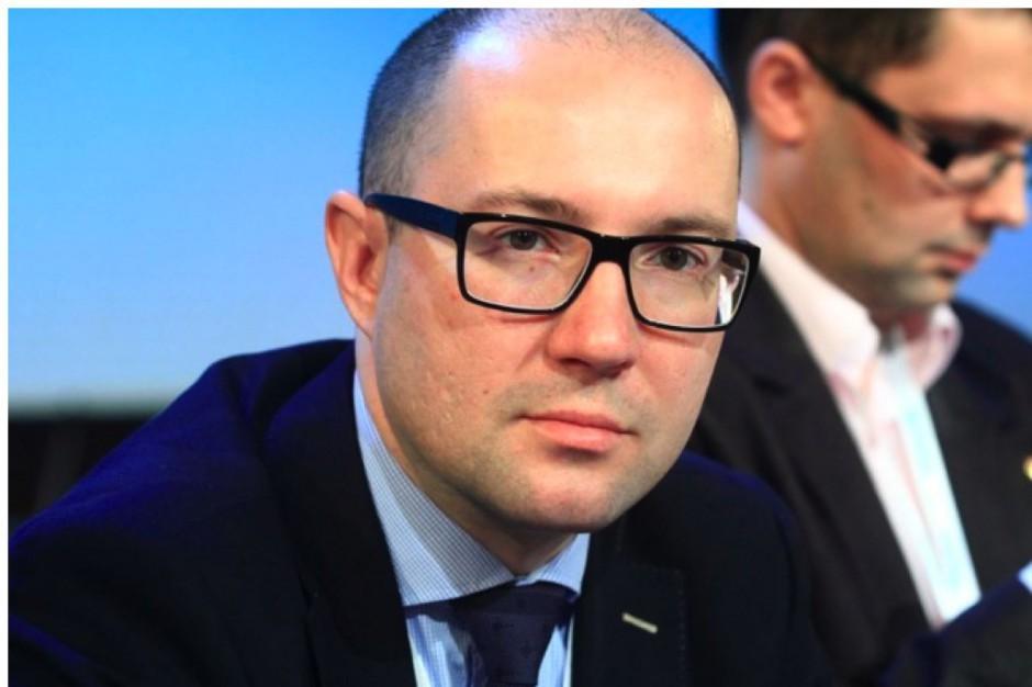 Rafał Wasilewski: zapotrzebowanie na środki inwestycyjne w ochronie zdrowia będzie rosło