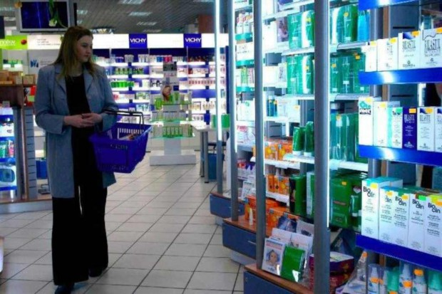 OSOZ: coraz więcej kosmetyków kupujemy w aptekach