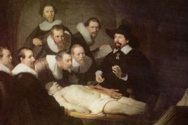 Lekcja anatomii, czyli o donacji zwłok i pokorze wobec śmierci