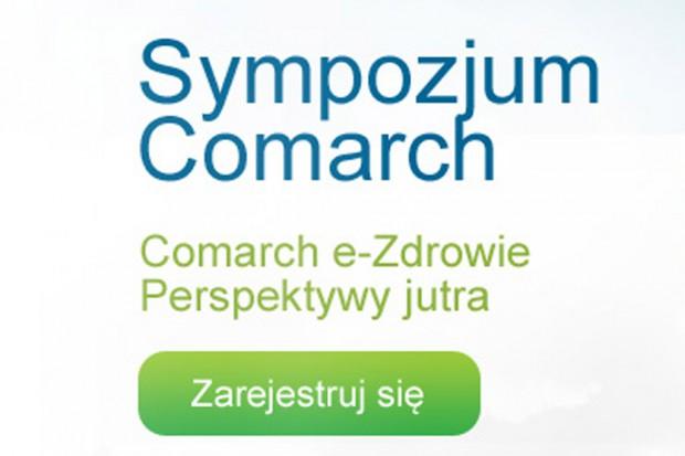 "Sympozjum ""Comarch e-zdrowie. Perspektywa jutra"""