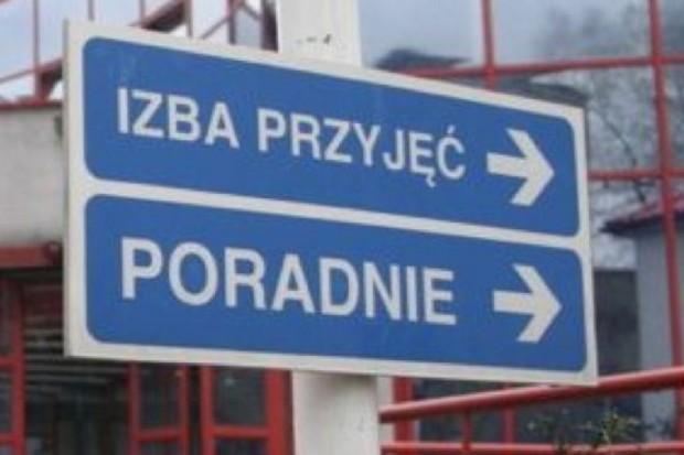 Warszawa: szpitale-instytuty wstrzymują przyjęcia pacjentów