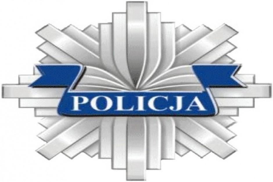 Policja na L-4