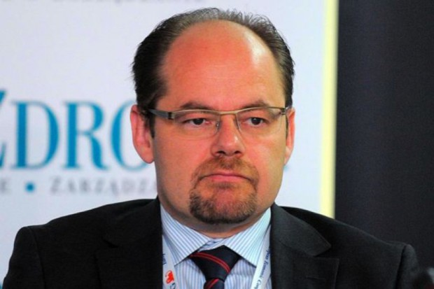 Adam Kozierkiewicz: budżet NFZ jest zbyt niski - warto wprowadzić współpłacenie
