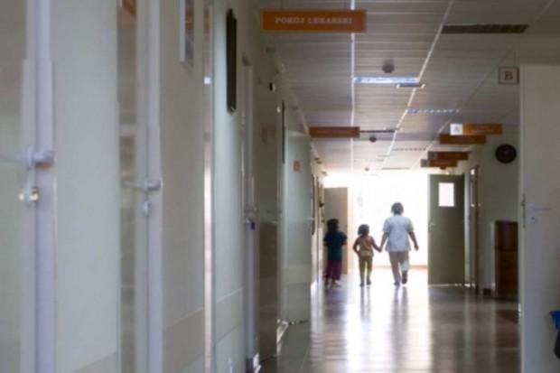 Zielona Góra: w szpitalu więcej małych pacjentów