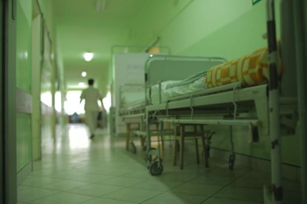 Tarnogród: pacjenci protestują przeciwko likwidacji oddziału
