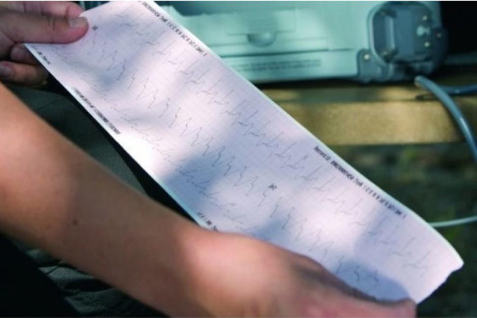 Rośnie wartość rynku urządzeń do elektrokardiografii