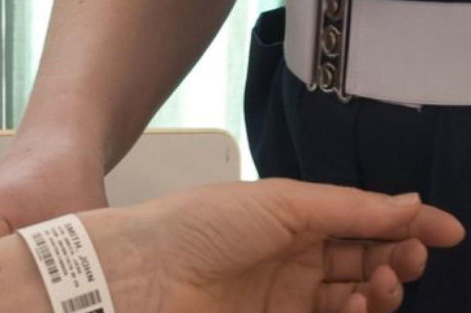 MZ: znakowanie pacjentów to obowiązek ustawowy