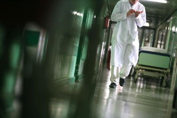 Gdańsk: tłumy pacjentów w szpitalu na Zaspie