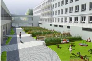 Projektowanie architektoniczne obiektów szpitalnych