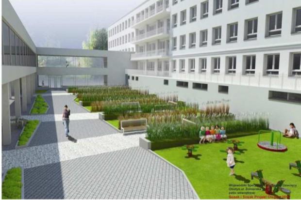 Olsztyn: ukończona rozbudowa szpitala dziecięcego