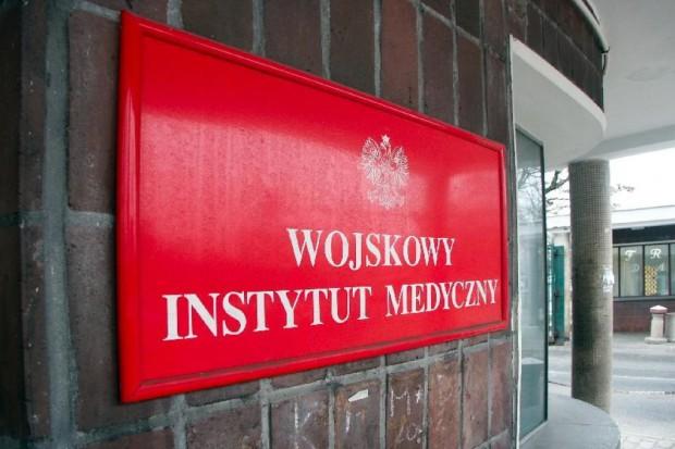 Warszawa: szef BBN z wizytą u rannych żołnierzy w WIM