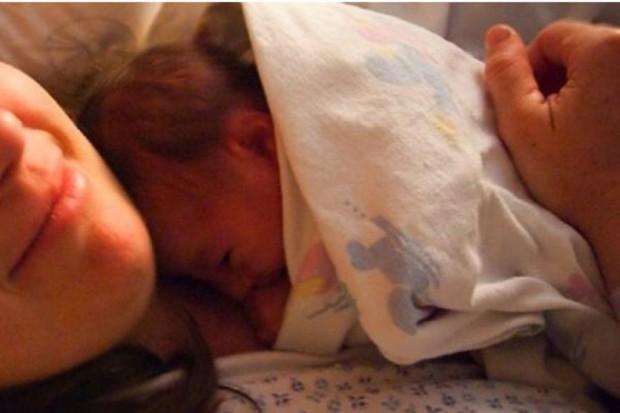 Dzieci urodzone przez cesarskie cięcie bardziej narażone na otyłość?