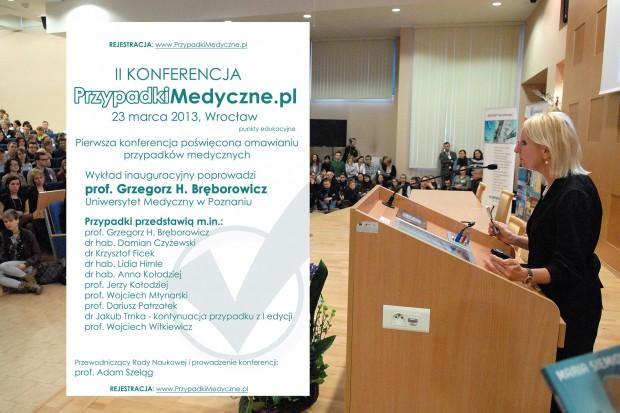 II Konferencja PrzypadkiMedyczne.pl