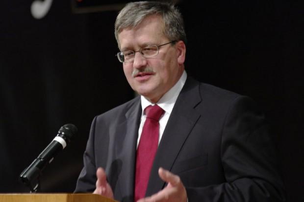 Prezydent odwiedził niewidomych w Laskach