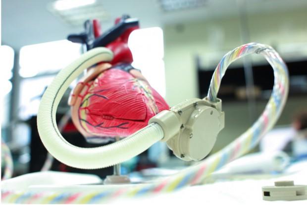 Prace badawcze nad protezami serca: jesteśmy w europejskiej elicie