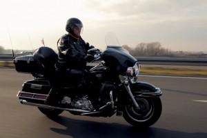 Motocyklem jeżdżę do pracy nie tylko w filmie