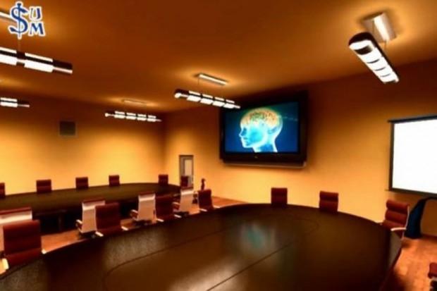 Katowice: wirtualny stół do nauki anatomii w SUM