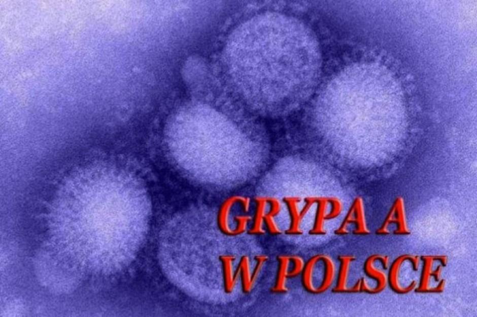 Wielkopolskie: w szpitalu w Koninie zmarł mężczyzna z grypą A/H1N1