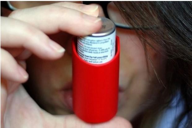 Aplikacja internetowa, która ułatwia kontrolę astmy