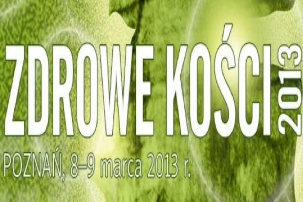 """Konferencja """"Zdrowe kości 2013"""""""