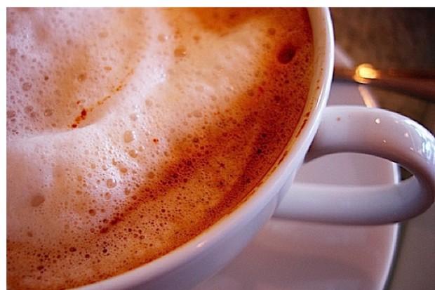 Dwa w jednym: kawowa herbata ze zdrowotną mangiferyną