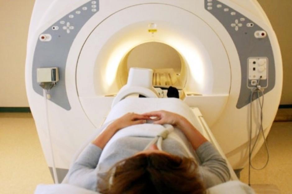 Suwałki: testują nowoczesny rezonans magnetyczny